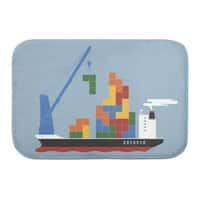 Russian Cargo - bath-mat - small view