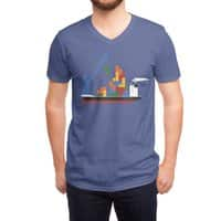 Russian Cargo - vneck - small view