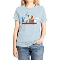 Russian Cargo - womens-extra-soft-tee - small view