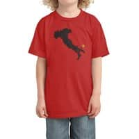 The Spaghetti Western - kids-tee - small view