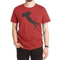 The Spaghetti Western - mens-extra-soft-tee - small view
