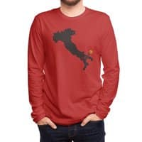 The Spaghetti Western - mens-long-sleeve-tee - small view