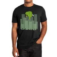 Clean Monster - mens-extra-soft-tee - small view
