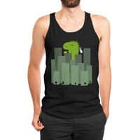 Clean Monster - mens-jersey-tank - small view