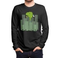 Clean Monster - mens-long-sleeve-tee - small view