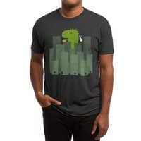 Clean Monster - mens-triblend-tee - small view
