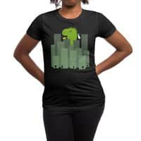 Clean Monster - womens-regular-tee - small view