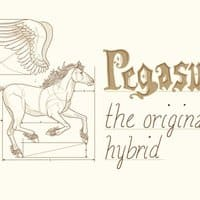 Pegasus: The Original Hybrid. - small view