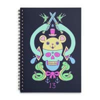 Triskaidekaphilia - spiral-notebook - small view
