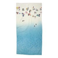 The Beach - beach-towel - small view