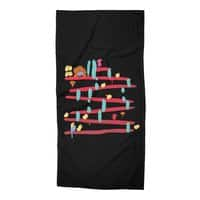 Arcade Expressionism - beach-towel - small view