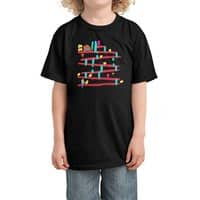 Arcade Expressionism - kids-tee - small view
