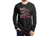 Arcade Expressionism - mens-long-sleeve-tee - small view