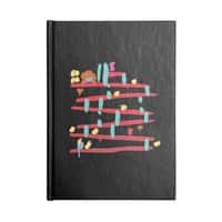 Arcade Expressionism - notebook - small view