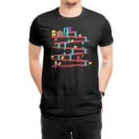 Arcade Expressionism - mens-regular-tee - small view