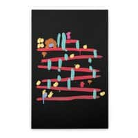Arcade Expressionism - vertical-stretched-canvas - small view