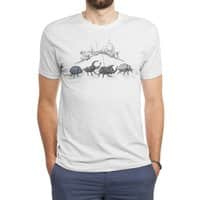 The Beetles - mens-triblend-tee - small view