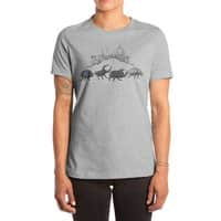 The Beetles - womens-extra-soft-tee - small view