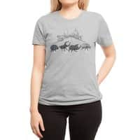 The Beetles - womens-regular-tee - small view