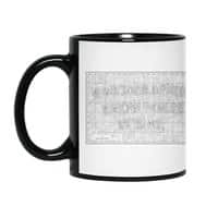 Cartographers Know Where It's At - black-mug - small view