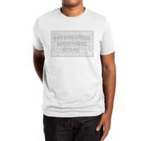 Cartographers Know Where It's At - mens-extra-soft-tee - small view