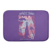 Space and Time - bath-mat - small view