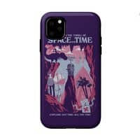 Space and Time - double-duty-phone-case - small view