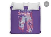 Space and Time - duvet-cover - small view