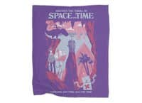 Space and Time - blanket - small view
