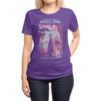Space and Time - womens-regular-tee - small view