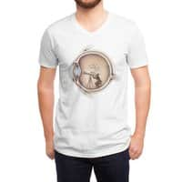 Extraordinary Observer - vneck - small view