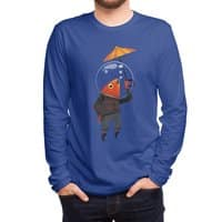 Glou-glou - mens-long-sleeve-tee - small view