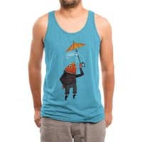 Glou-glou - mens-triblend-tank - small view
