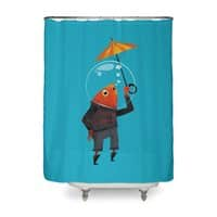 Glou-glou - shower-curtain - small view