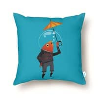 Glou-glou - throw-pillow - small view