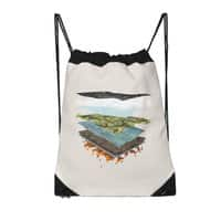 Excavation - drawstring-bag - small view