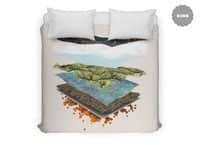 Excavation - duvet-cover - small view