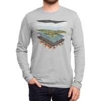Excavation - mens-long-sleeve-tee - small view