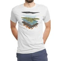 Excavation - mens-triblend-tee - small view