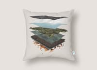 Excavation - throw-pillow - small view