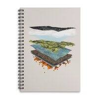 Excavation - spiral-notebook - small view