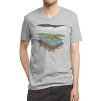 Excavation - vneck - small view
