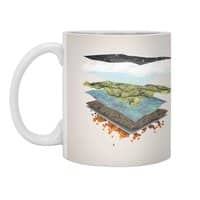 Excavation - white-mug - small view