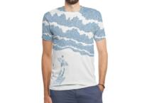 Never-ending Challenge - mens-sublimated-triblend-tee - small view