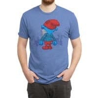 It's a Hard Life - mens-triblend-tee - small view