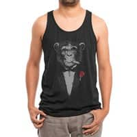 Monkey Business - mens-triblend-tank - small view