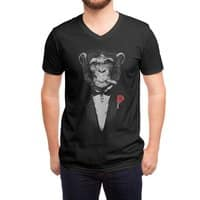 Monkey Business - vneck - small view