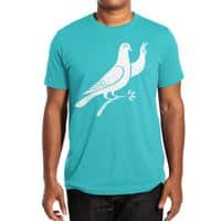 Peace - mens-extra-soft-tee - small view