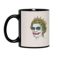 God Save the Villain! - black-mug - small view