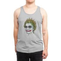 God Save the Villain! - mens-jersey-tank - small view
